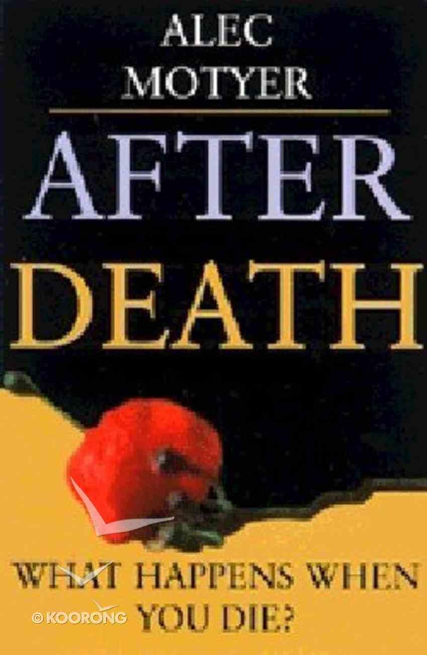 After Death Paperback