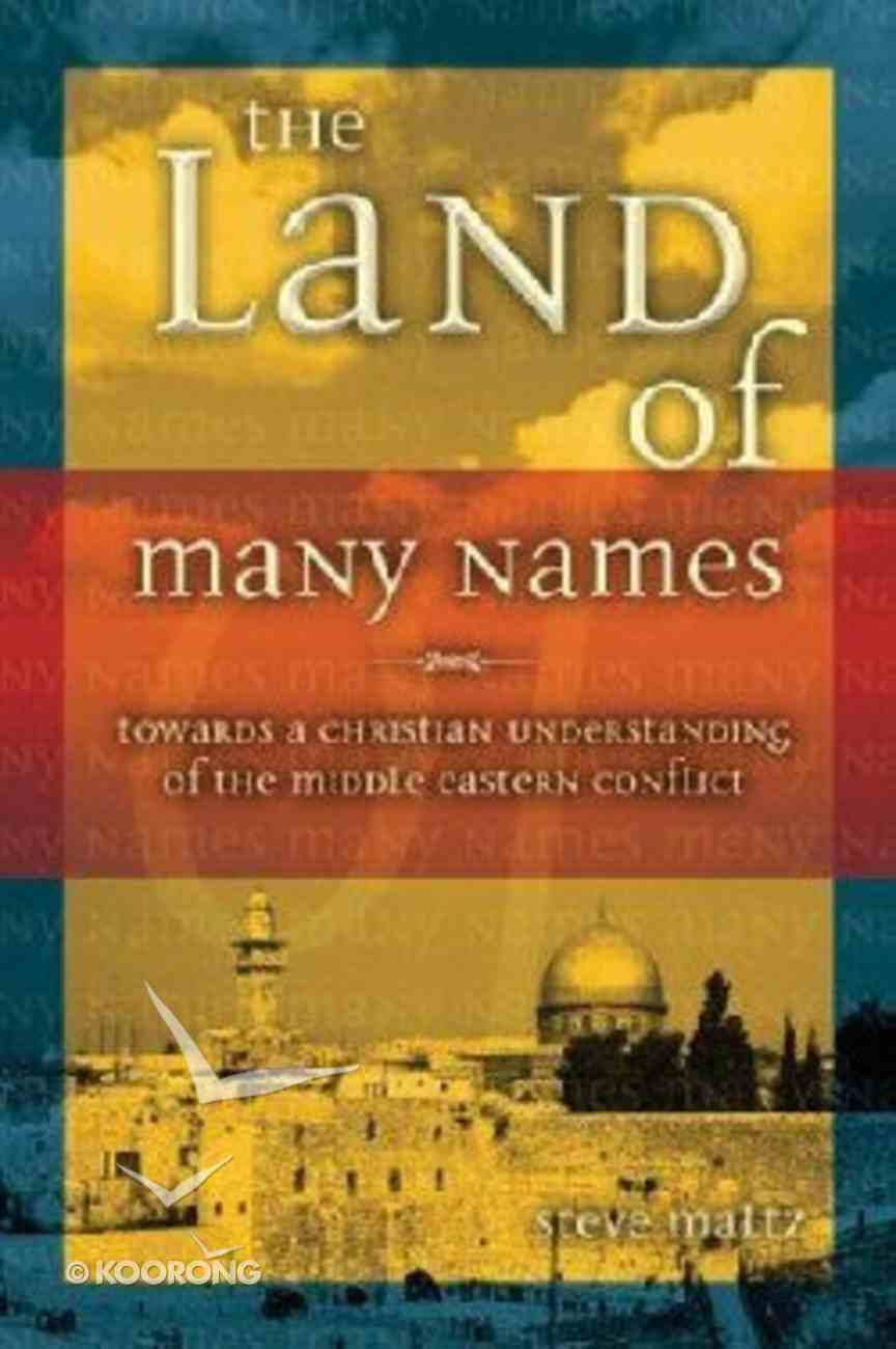 The Land of Many Names Paperback
