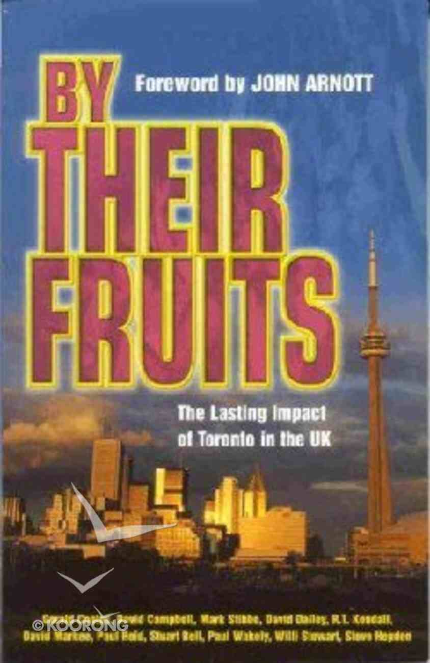 By Their Fruits Paperback
