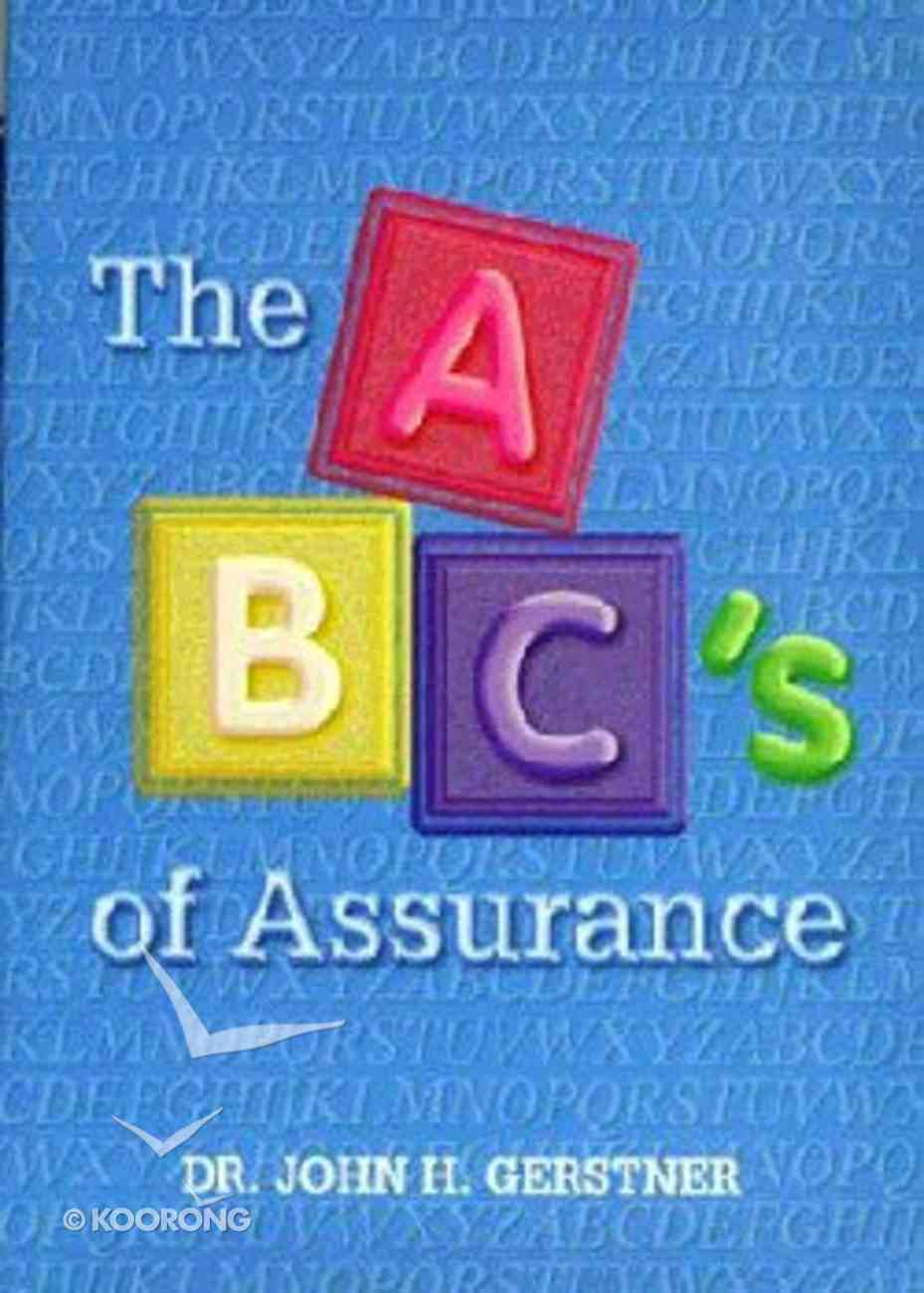 Abc's of Assurance Paperback