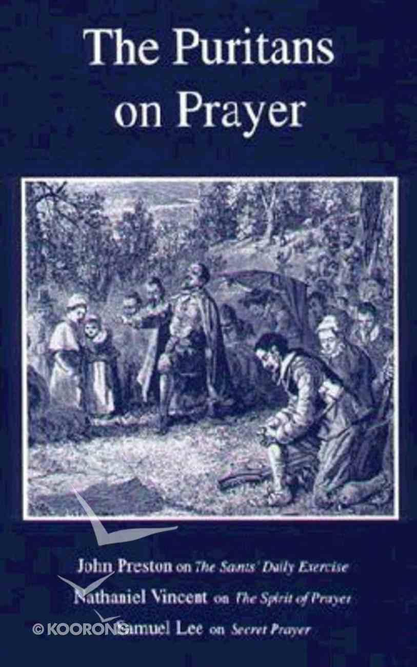Puritans on Prayer Hardback