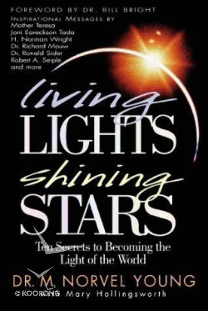 Living Lights Shining Stars Hardback