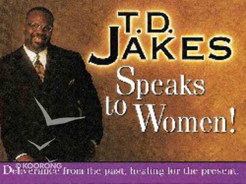 Jakes Speaks to Women Mass Market