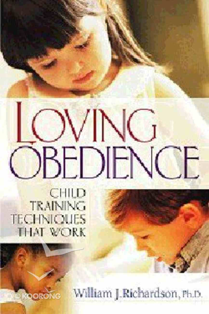 Loving Obedience Paperback