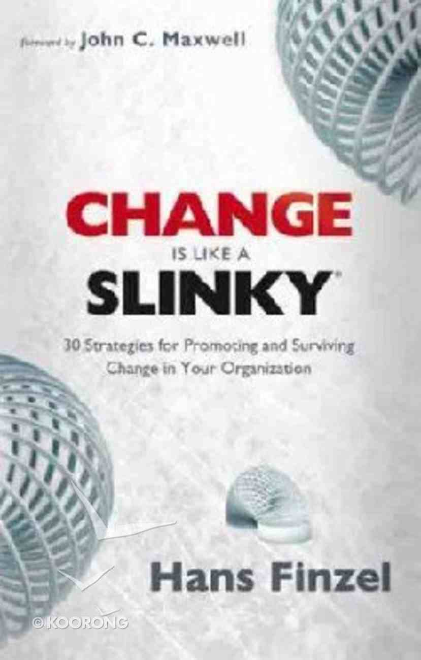 Change is Like a Slinky Paperback