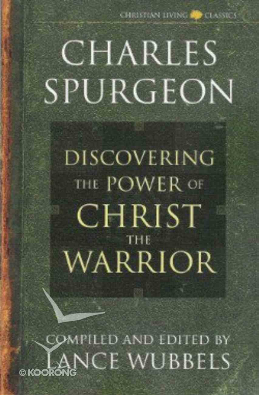Discovering the Power of Christ's Prayers Paperback
