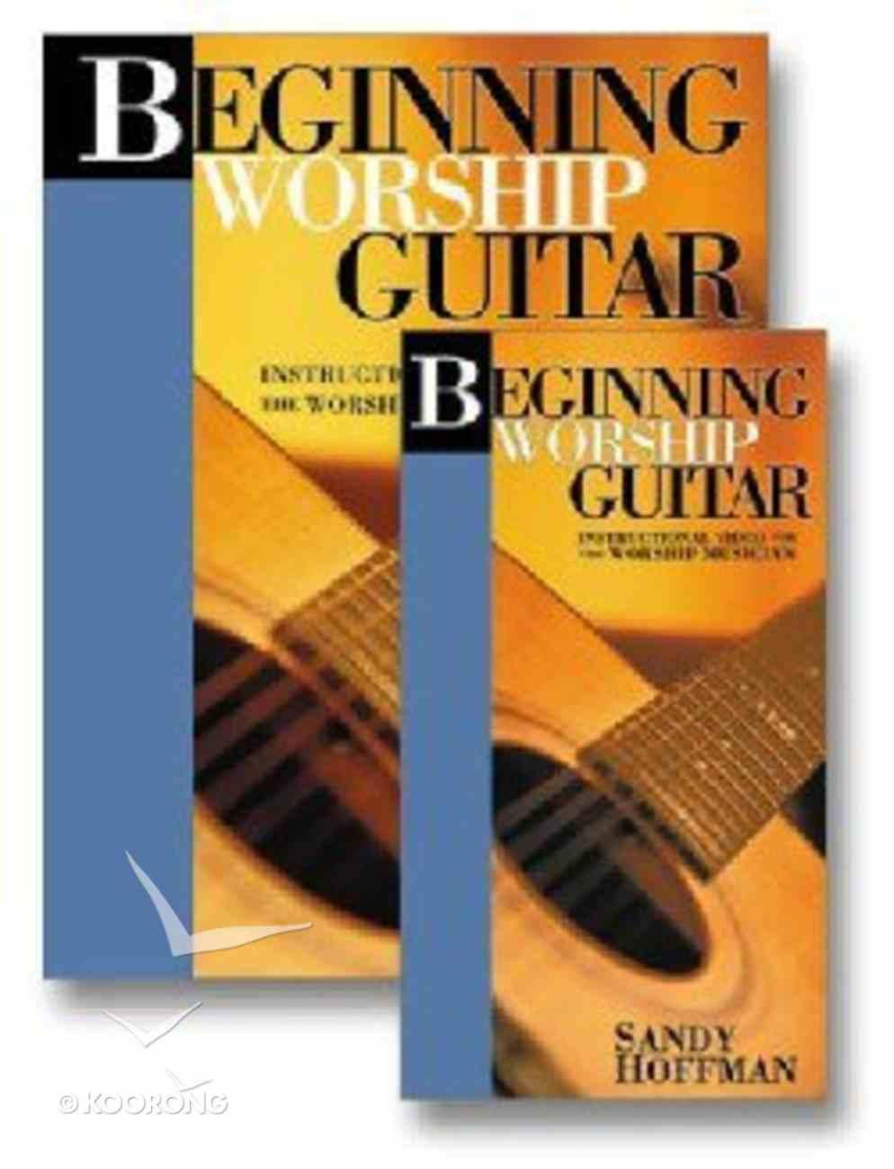 Beginning Worship Guitar Spiral