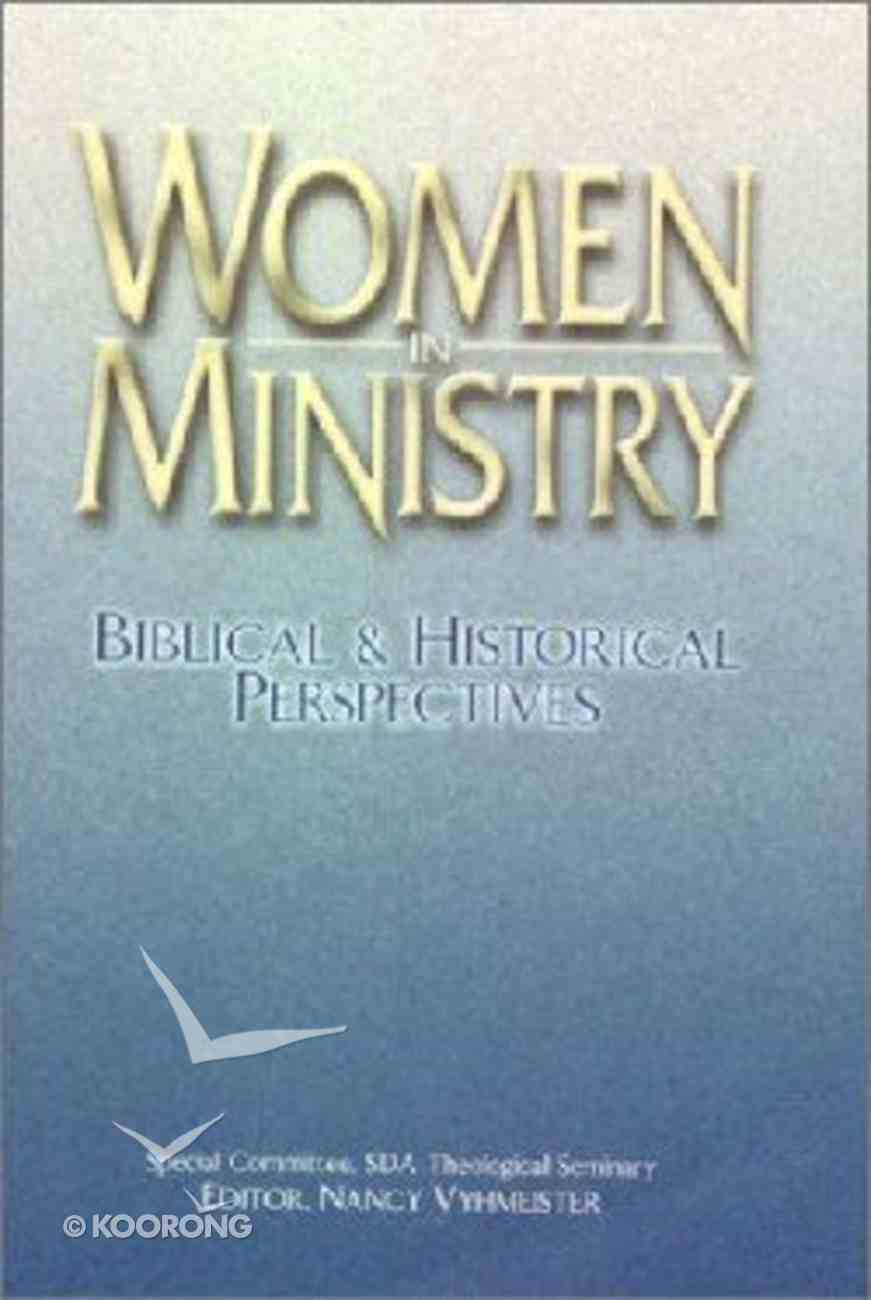 Women in Ministry Paperback