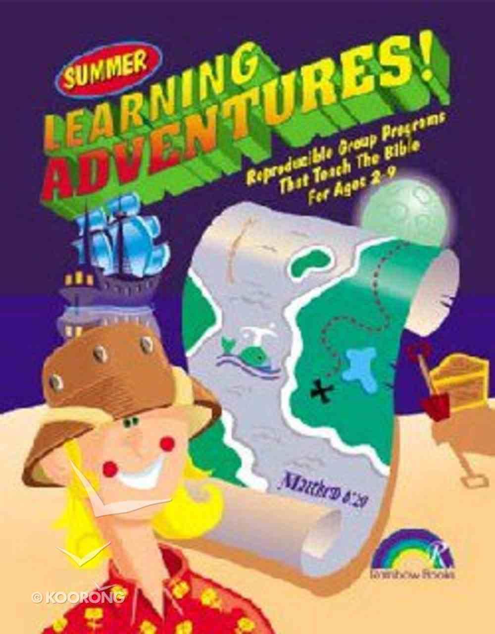 Learning Adventures: Summer Paperback