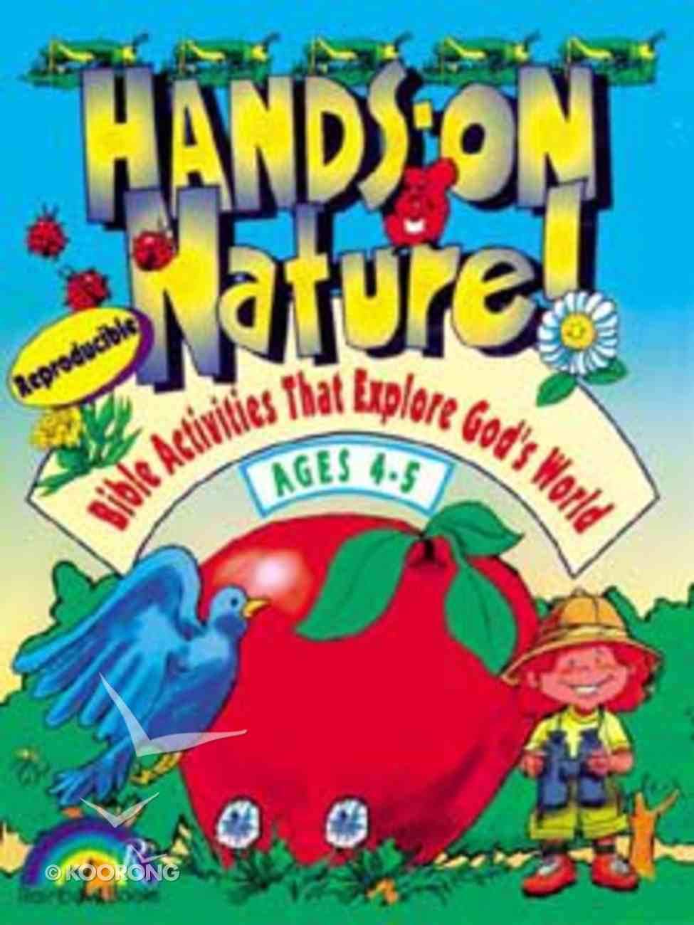 Hands-On Nature: Ages 4&5 (Reproducible) Paperback
