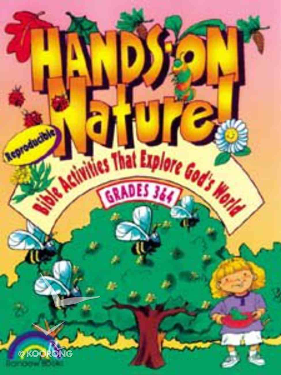 Hands-On Nature: Grades 3&4 (Reproducible) Paperback