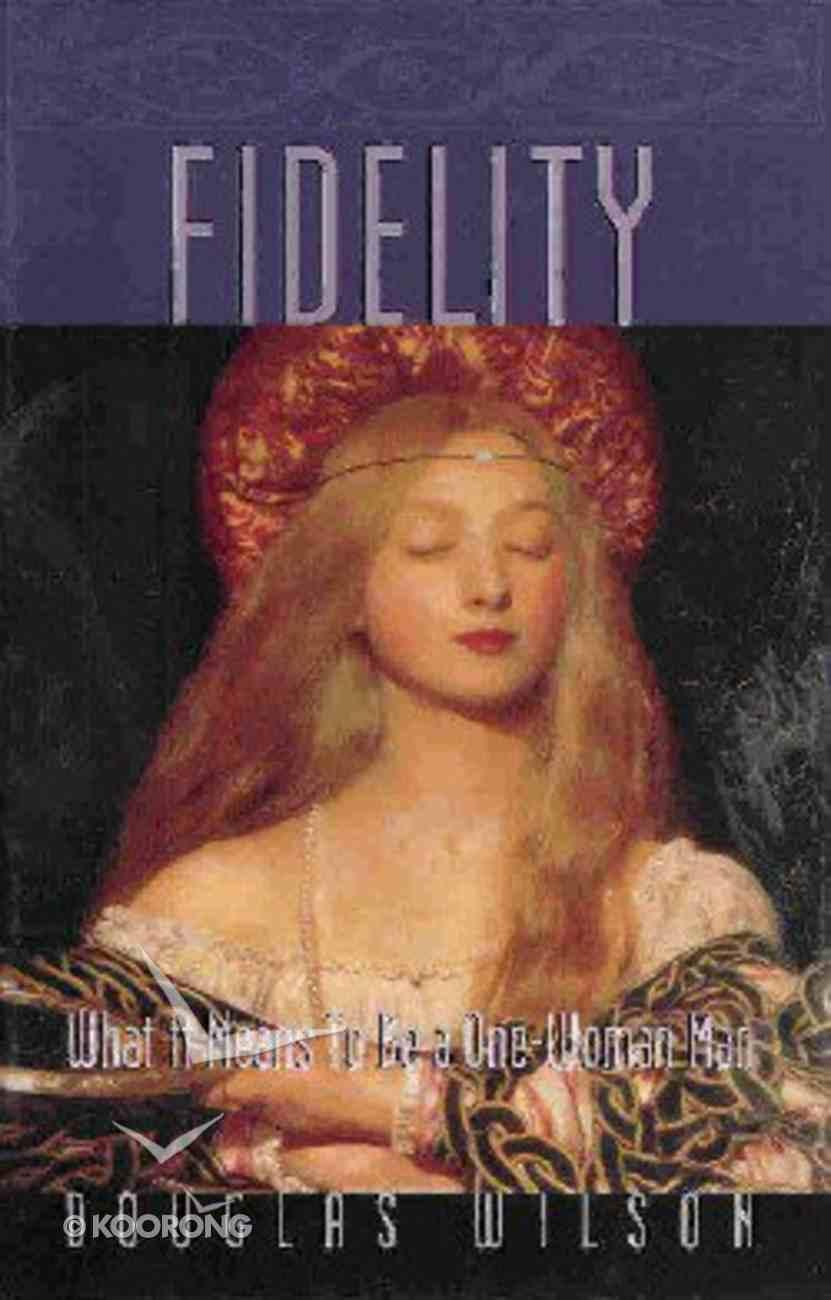 Fidelity Paperback