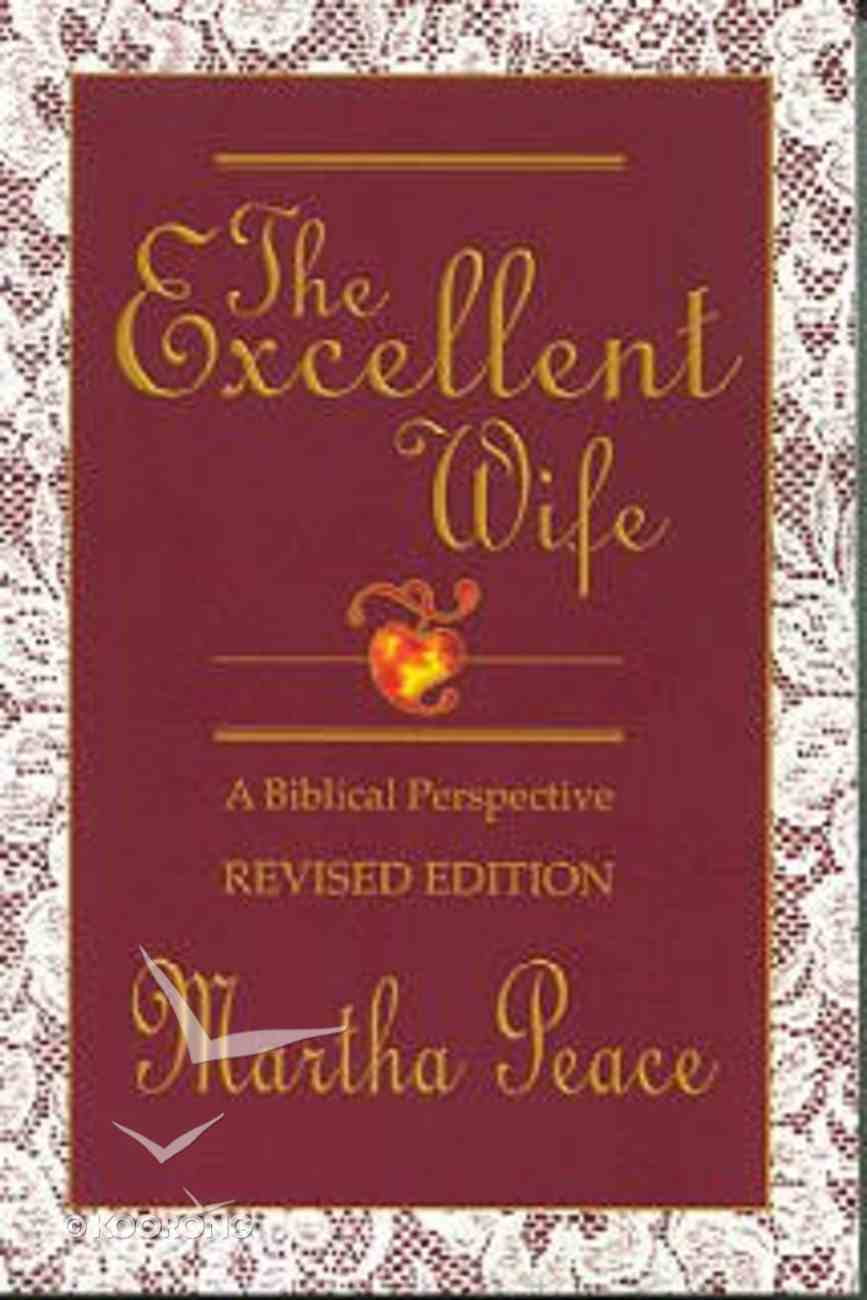The Excellent Wife Paperback