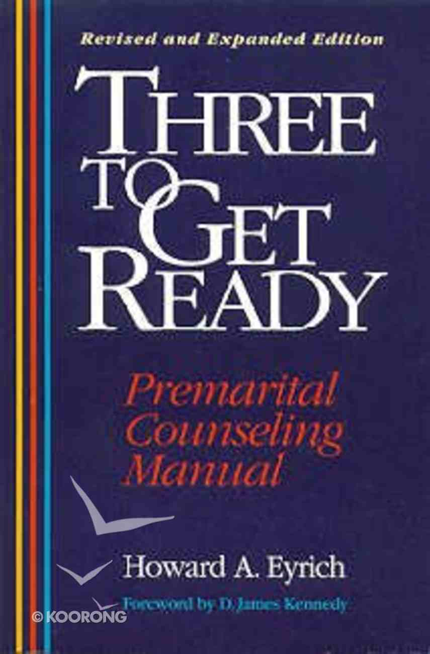Three to Get Ready Paperback