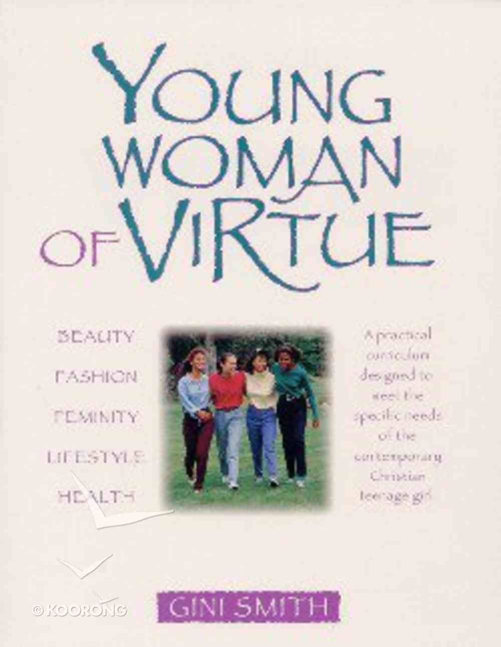 Young Woman of Virtue (Students Manual) Paperback