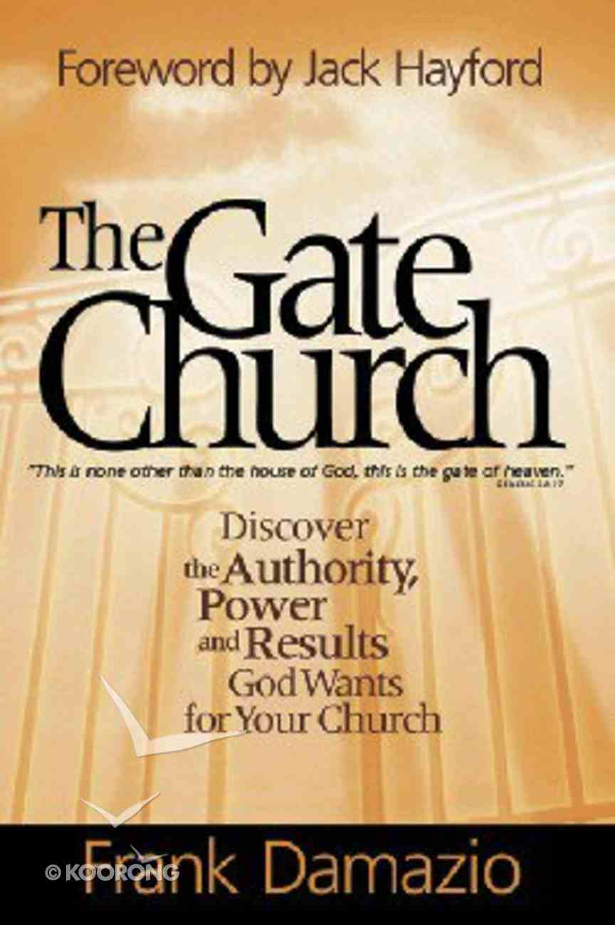 The Gate Church Hardback
