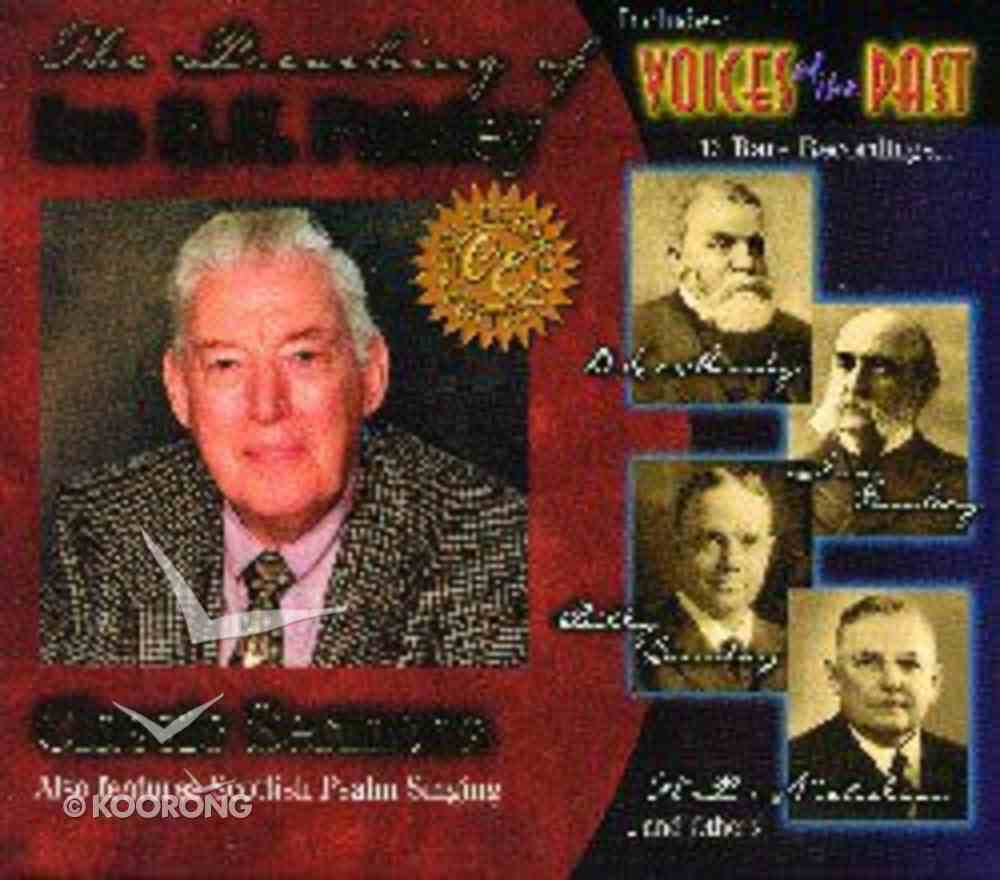 Preaching of Ian R K Paisley: Classic Sermons CD
