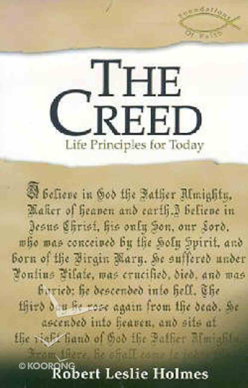 The Creed Paperback