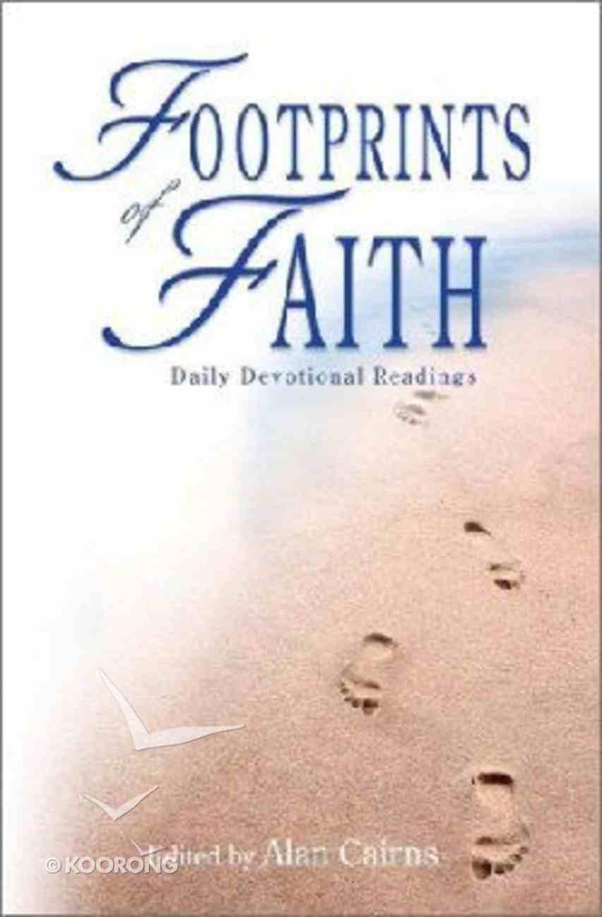 Footprints of Faith Paperback