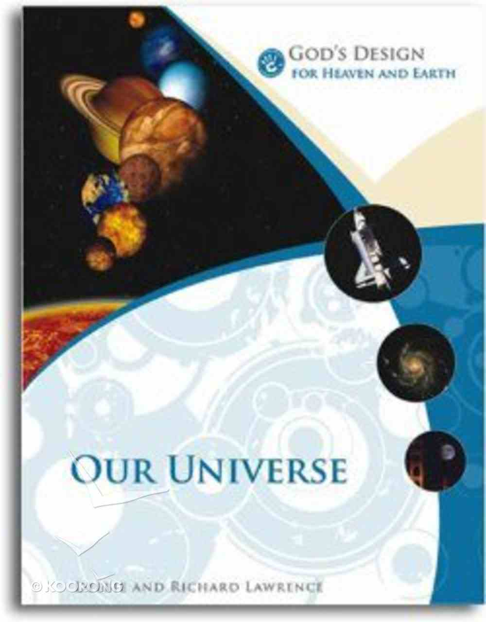 Our Universe (God's Design Series) Paperback