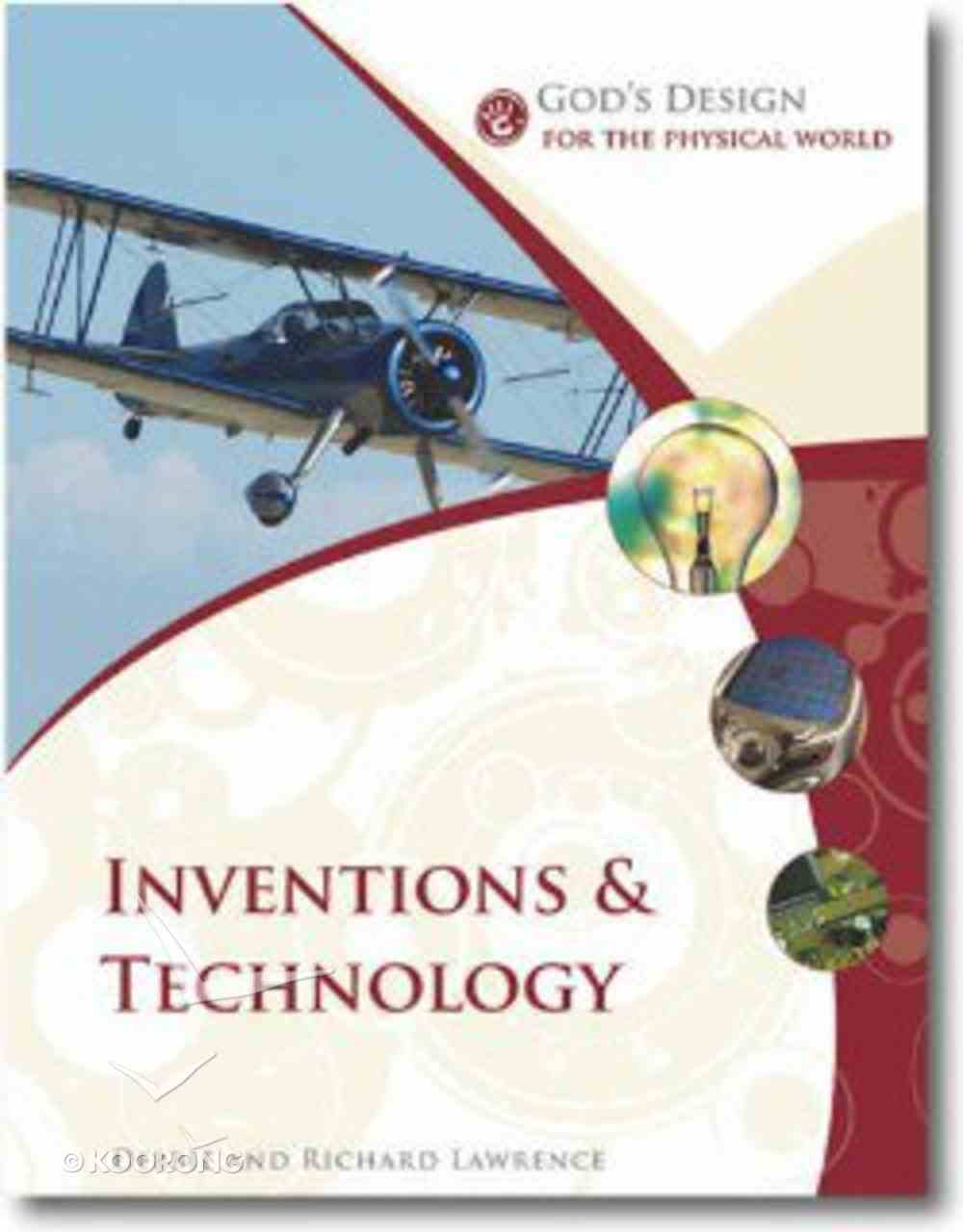 Inventions and Technology (God's Design Series) Paperback