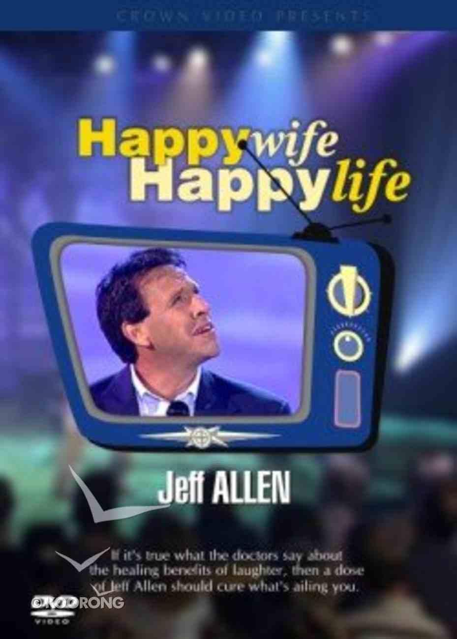 Happy Wife Happy Life DVD