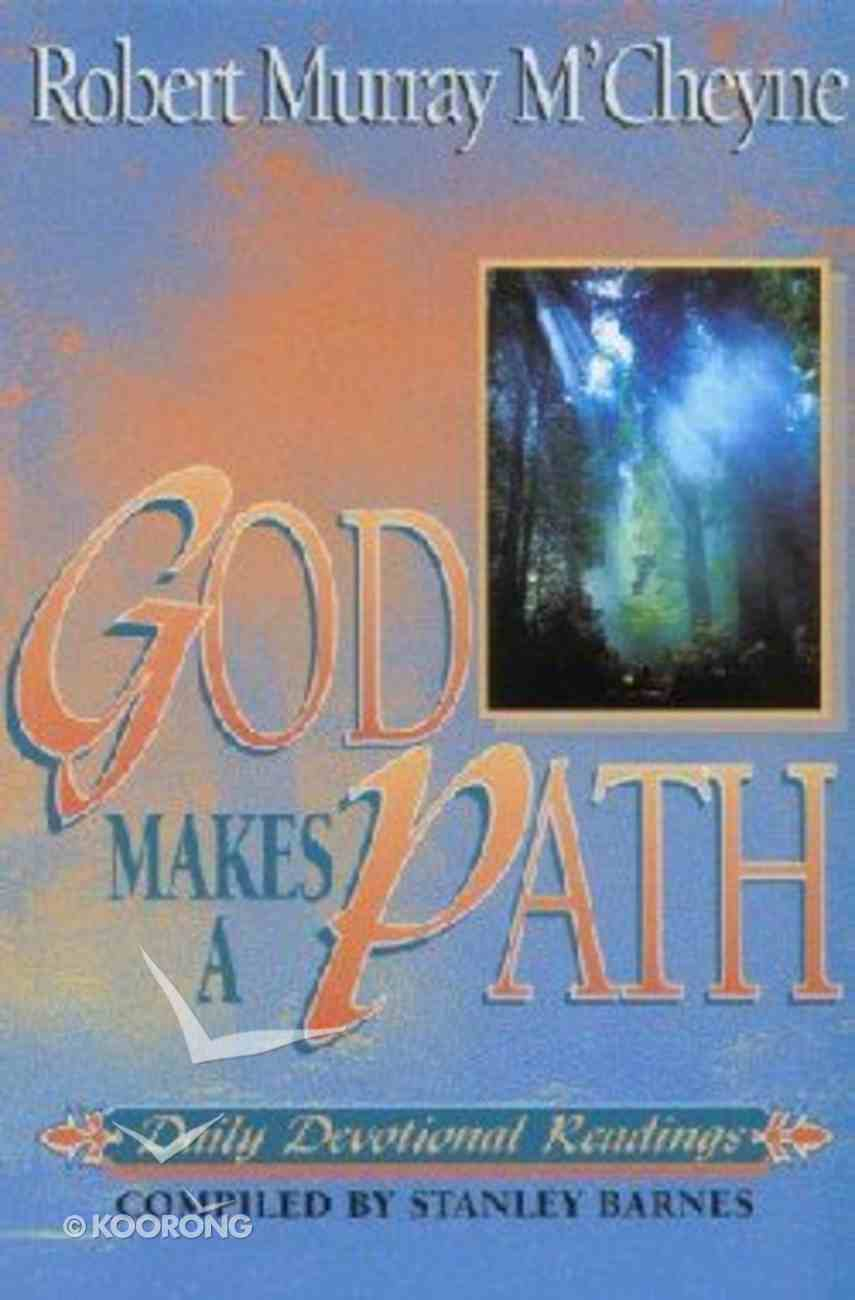 God Makes a Path Paperback