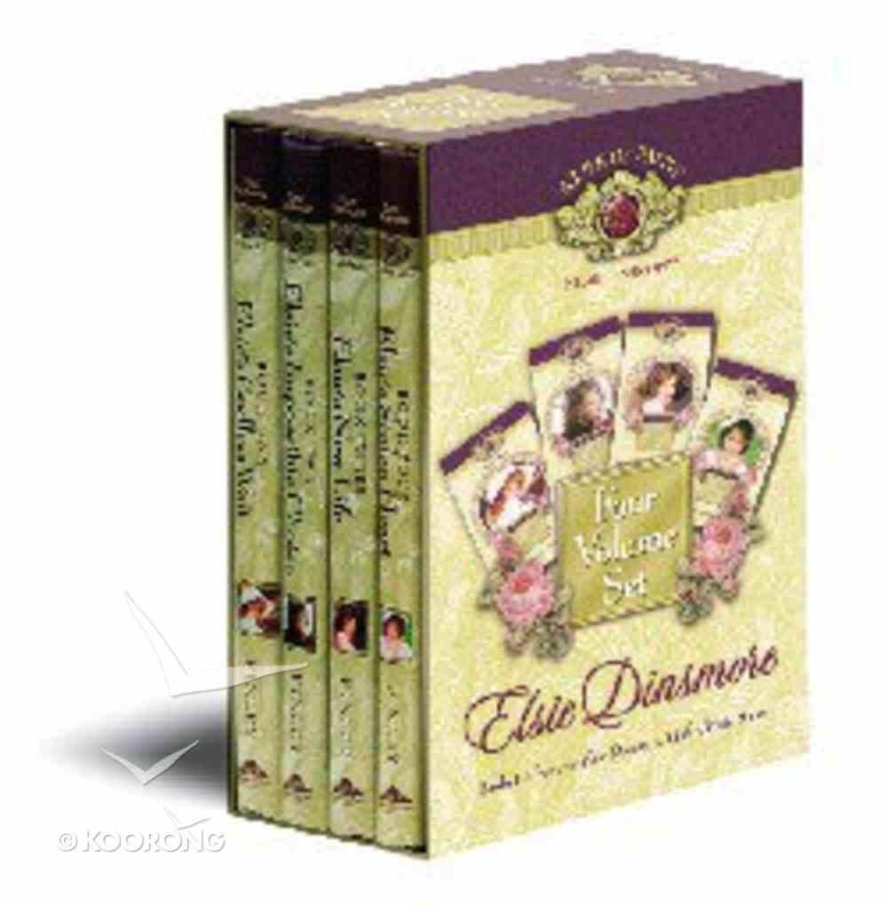 Life of Faith/Elsie Dinsmore (Boxed Set 1-4) (Life Of Faith: Elsie Dinsmore Series) Hardback