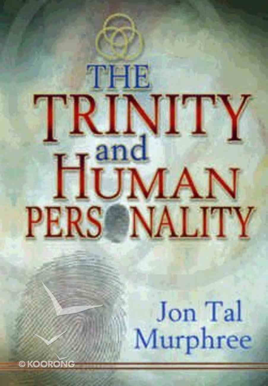 Trinity & Human Personality Paperback