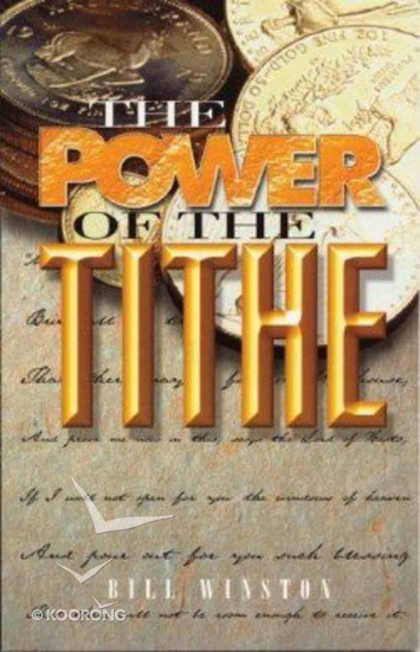 Power of the Tithe Paperback