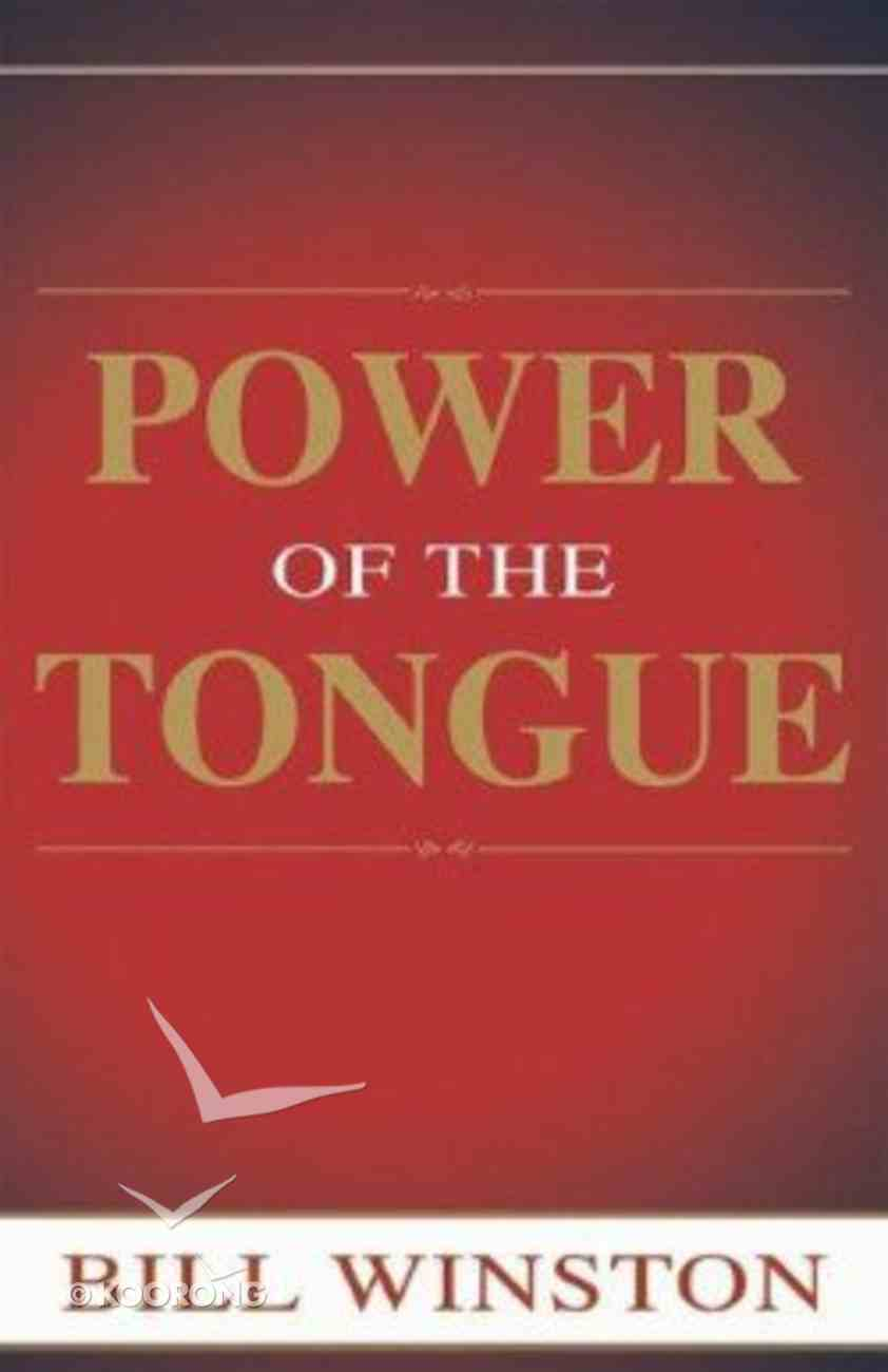 Power of the Tongue Paperback