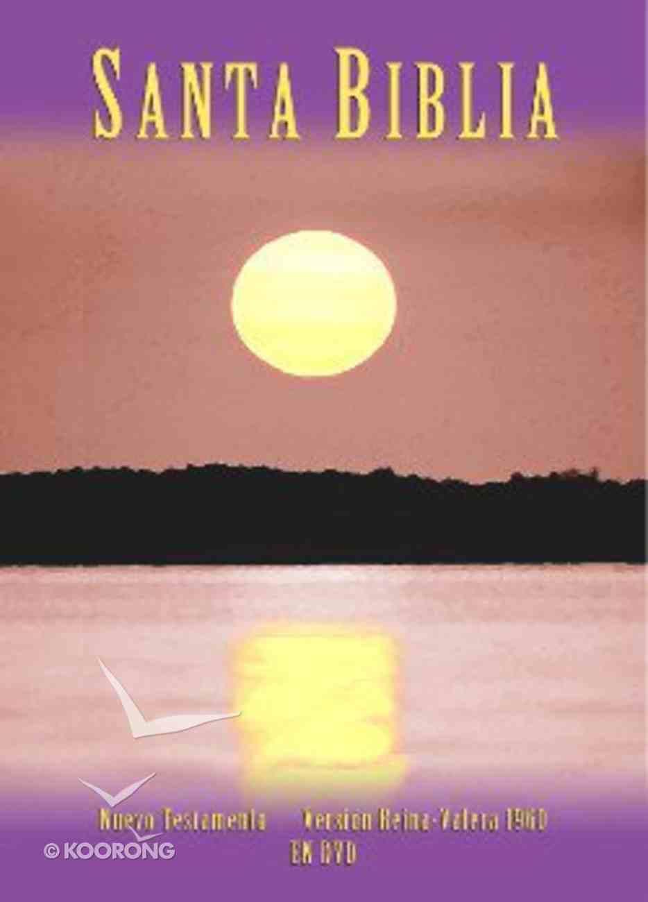 Spanish Bible on DVD (New Testament) DVD