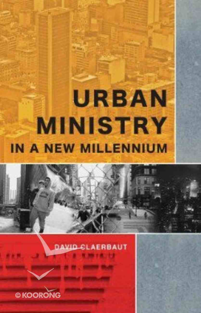 Urban Ministry in a New Millennium Paperback
