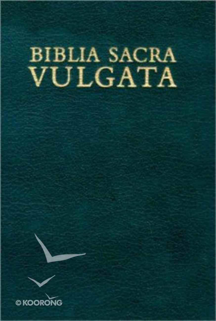 Latin Vulgate Tlv5303 (1 Vol) Hardback