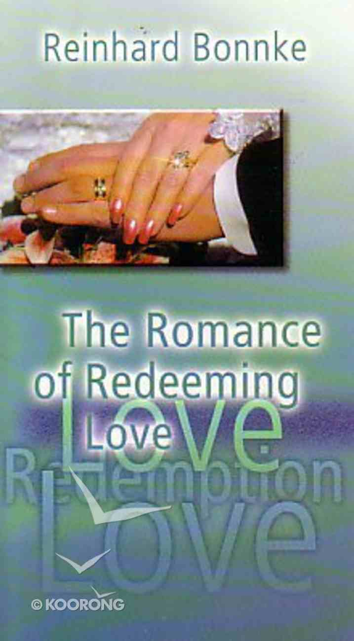 The Booklet Romance of Redeeming Love Booklet