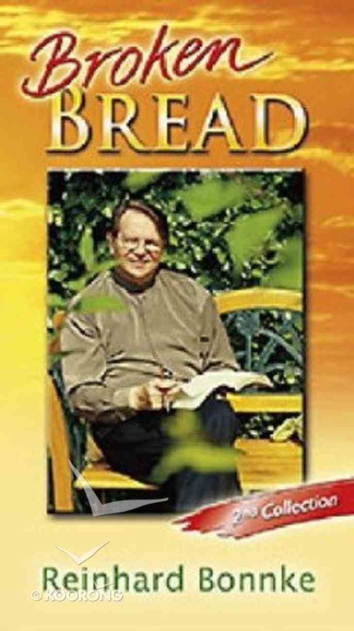 Broken Bread: Second Collection Booklet