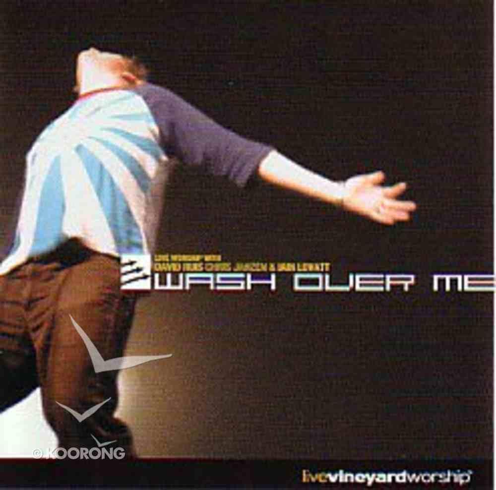 Wash Over Me: Live Worship CD
