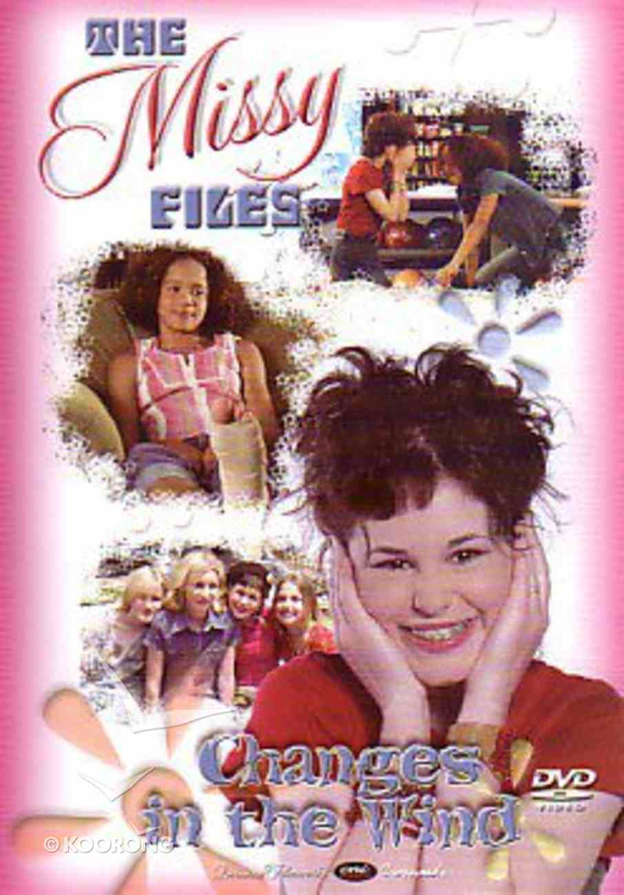 Changes in the Wind (The Missy Files Series) DVD
