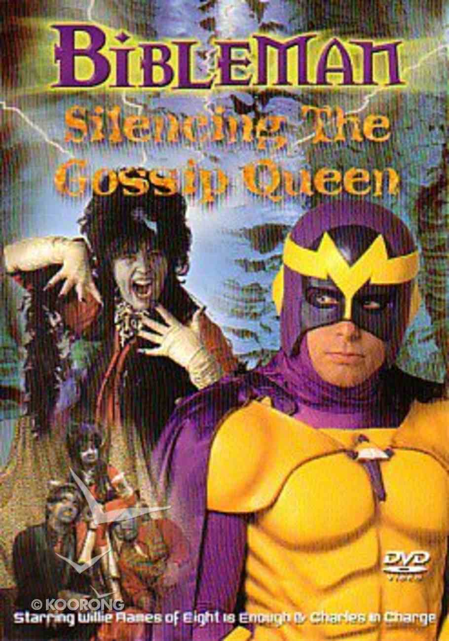 Bibleman: Silencing the Gossip Queen DVD