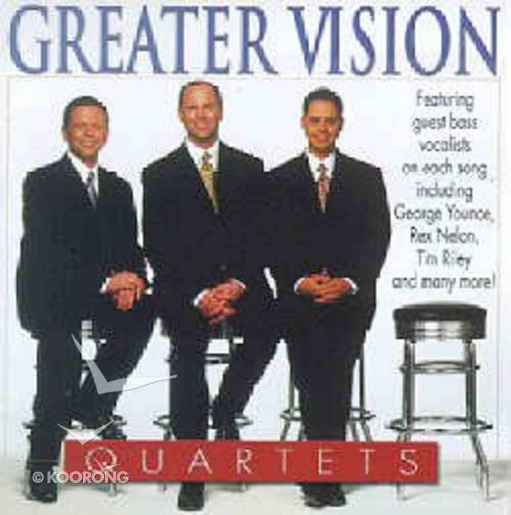 Greater Vision: Quartets CD