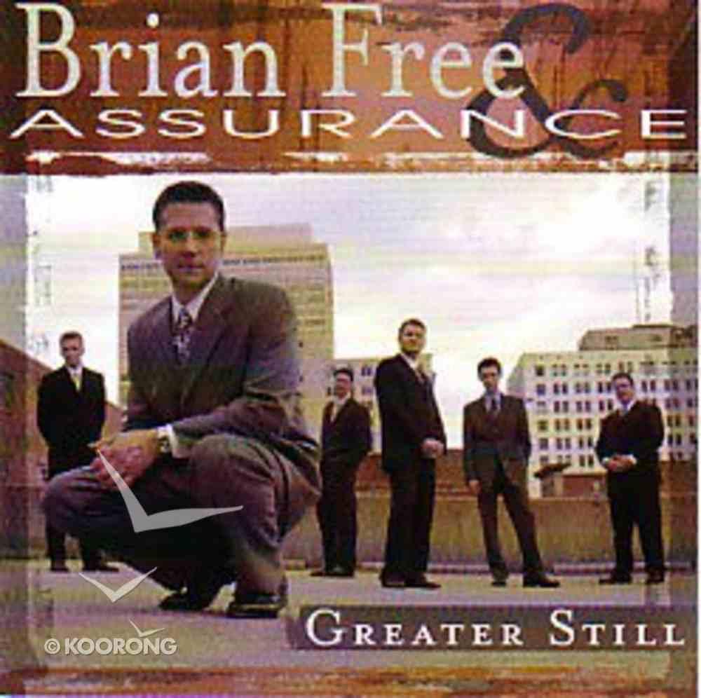 Greater Still CD