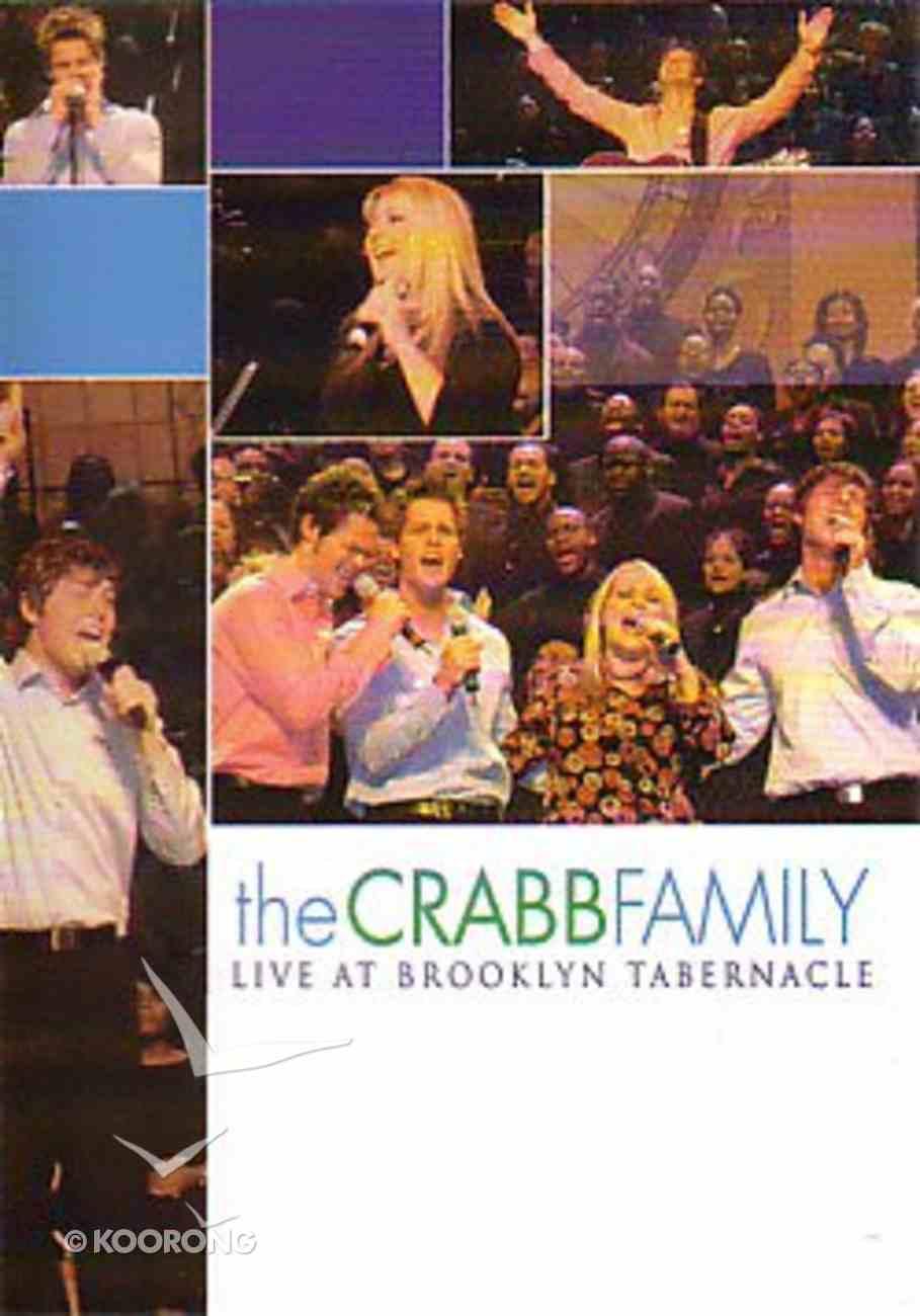 Live At Brooklyn Tabernacle DVD