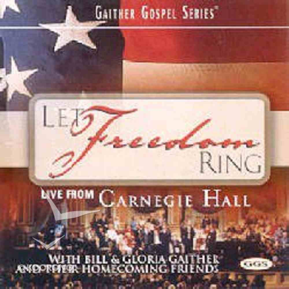 Let Freedom Ring CD