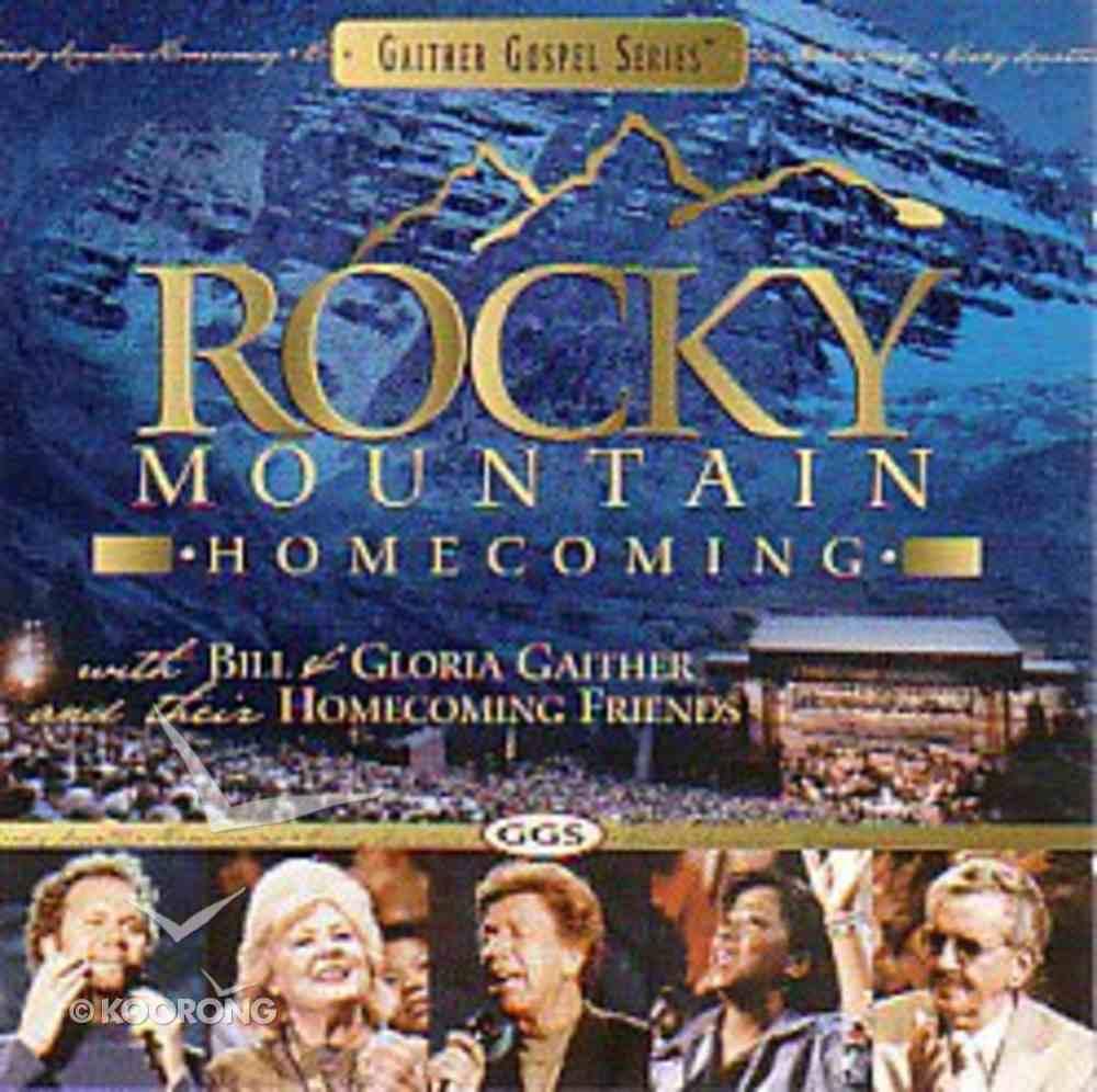 Rocky Mountain Homecoming CD