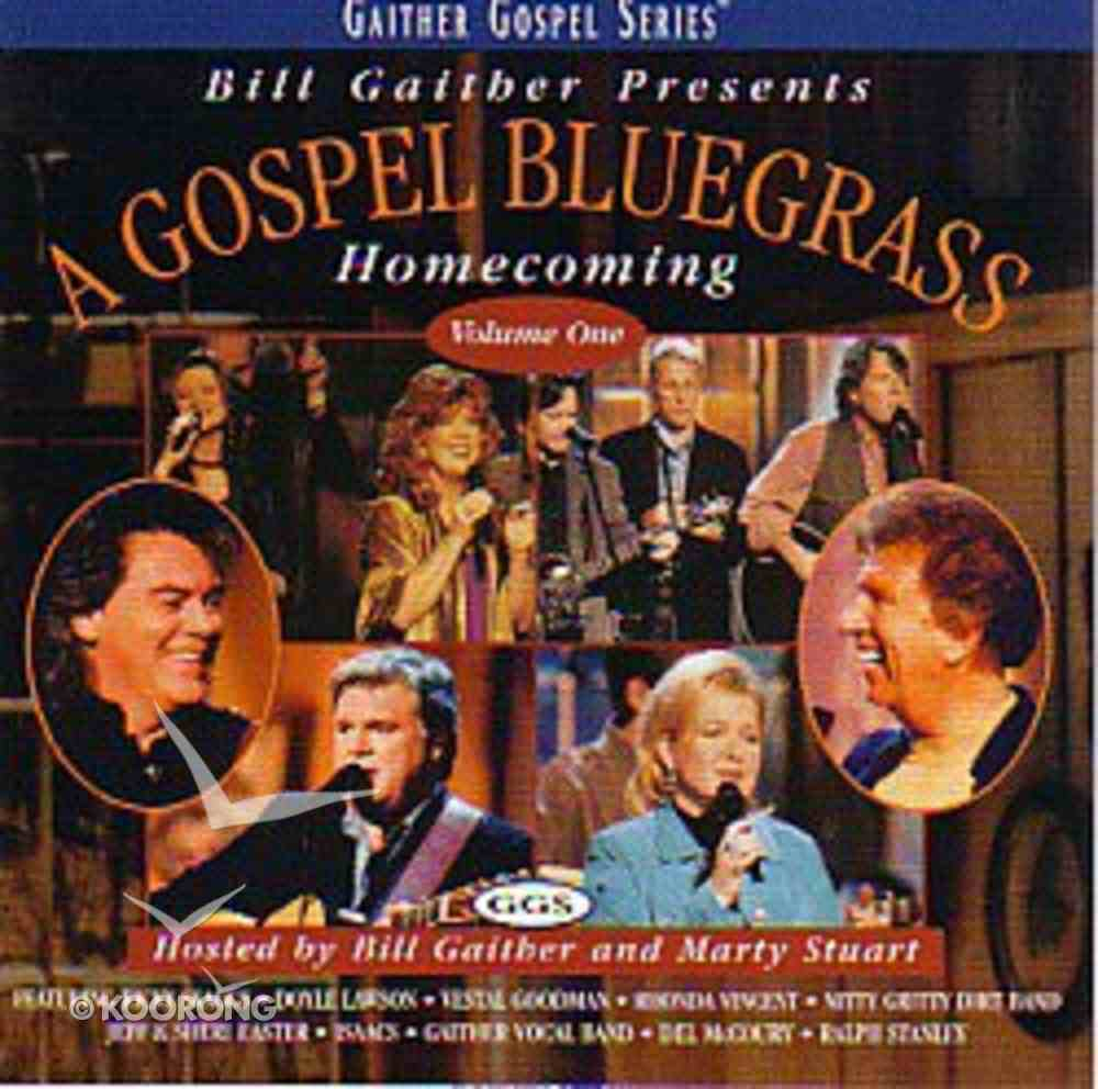 Gospel Bluegrass Homecoming Volume 1 CD
