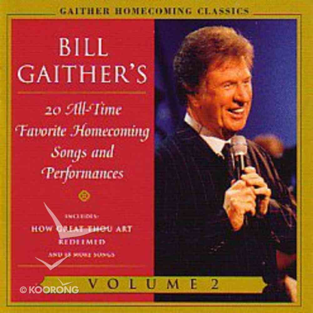 Gaither Homecoming Classics (Vol 2) CD