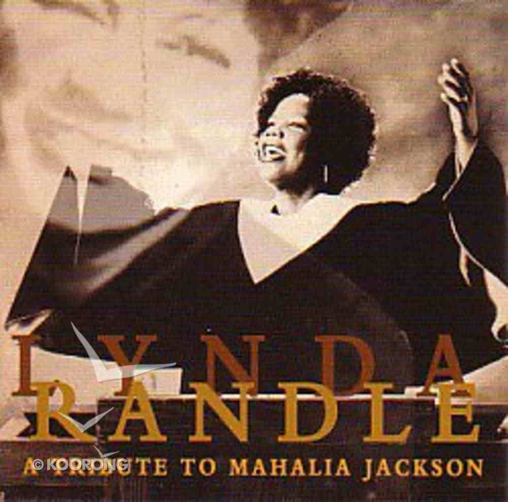 A Tribute to Mahalia Jackson CD