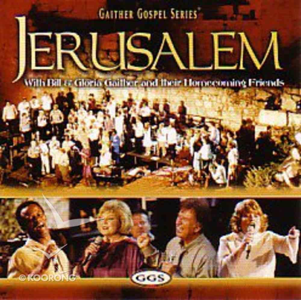 Jerusalem Homecoming CD