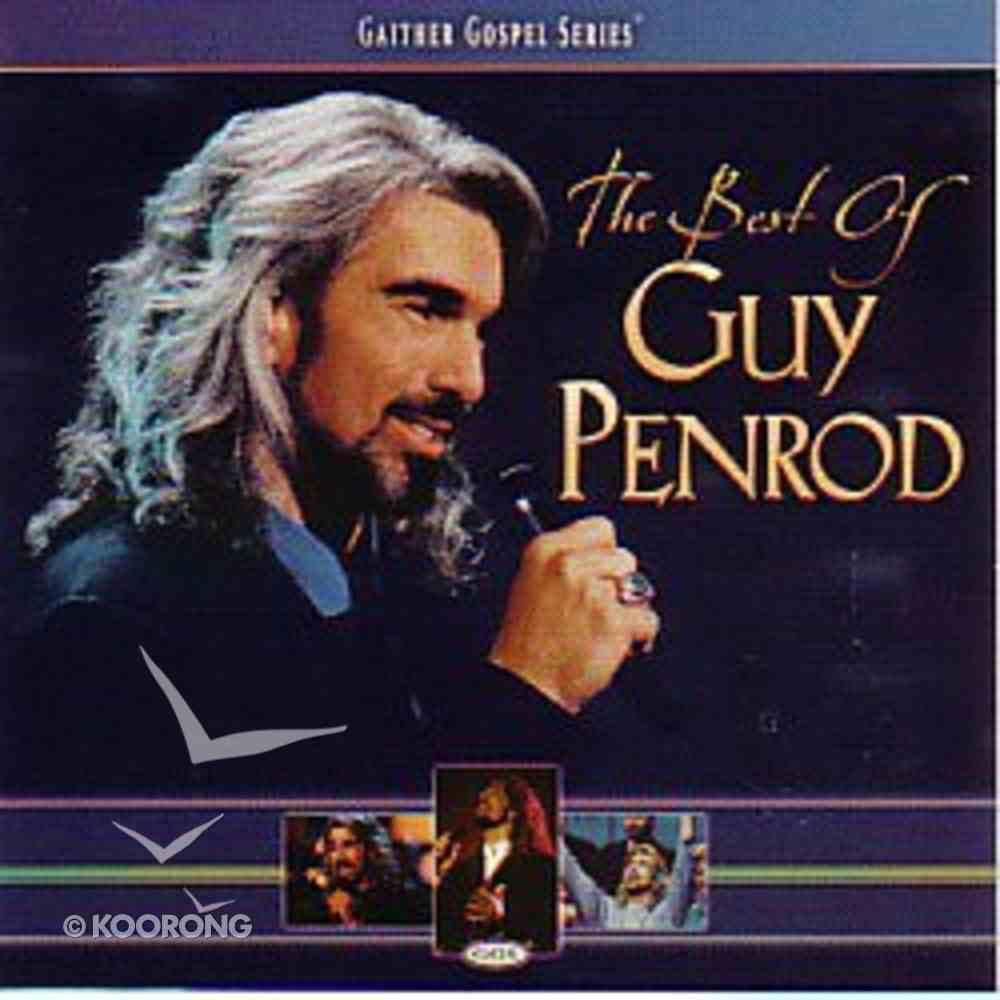 Best of Guy Penrod CD