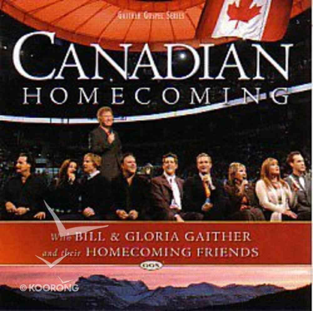 Canadian Homecoming CD